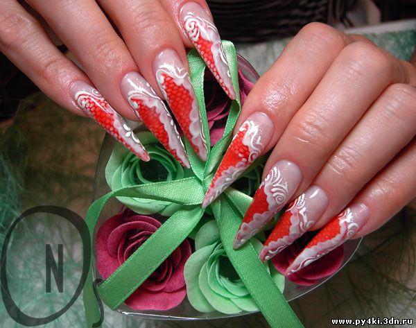 дизайн ногтей от Копыл Ольги