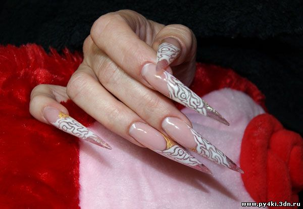 дизайн ногтей от Носковой Натальи