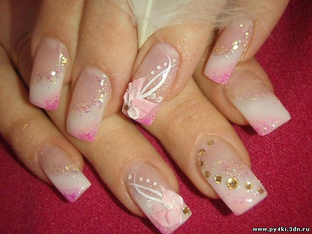 дизайн ногтей бесплатное фото: