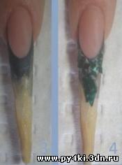 дизайн гелевых ногтей пошаговый