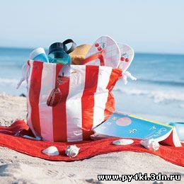 водонепроницаемая пляжная сумка