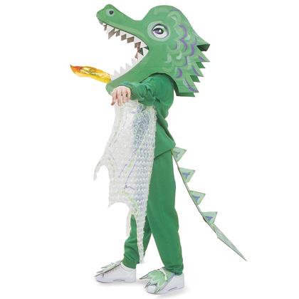 Карнавальный костюм огнедышащий дракон