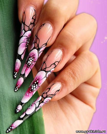 Ногти очень красивый дизайн фото