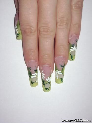 Ногти дизайн фото 2011 лето