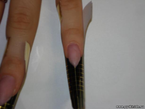 ногтевого ложе