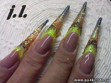 классные ногти