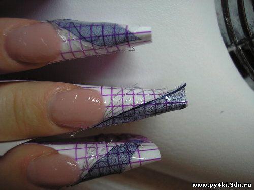 аквариумный дизайн ногтей видео