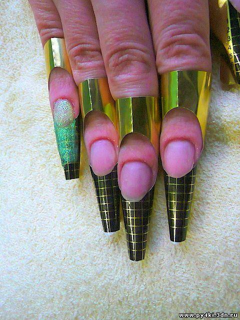 дизайн ногтей фото цветы