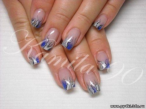 дизайн ногтей для новичков фото: