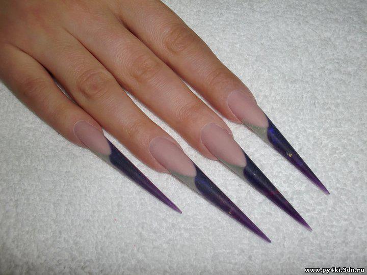 дизайн ногтей со стразами фото: