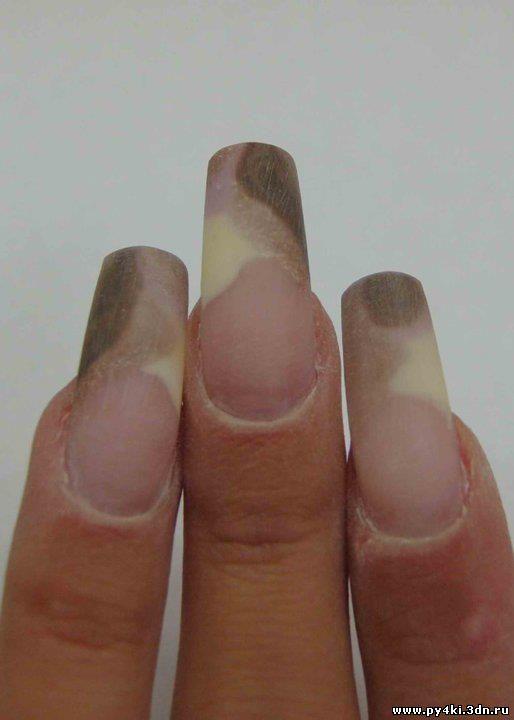 видео уроки удлинения ногтевой пластины