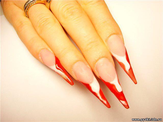 Весенний дизайн ногтей 2012