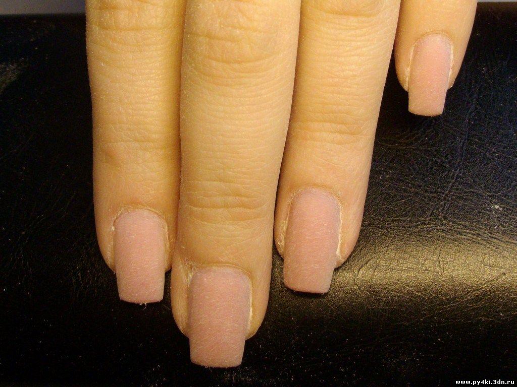 Сделали ногти плохо как исправит