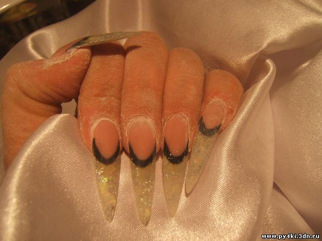 Дизайн ногтей для невесты уроки