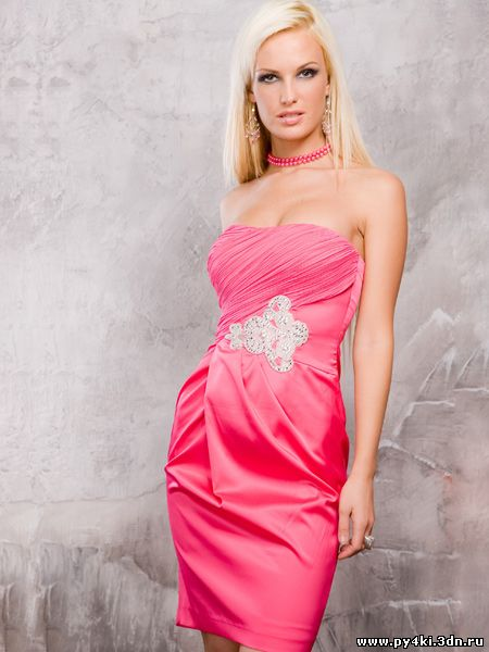 Эскизы вечерних платьев