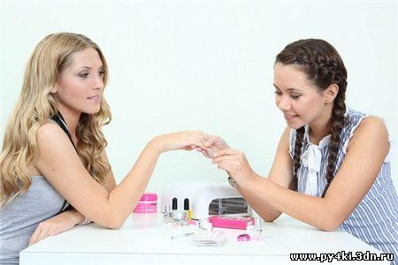 Лечение ломкости ногтей
