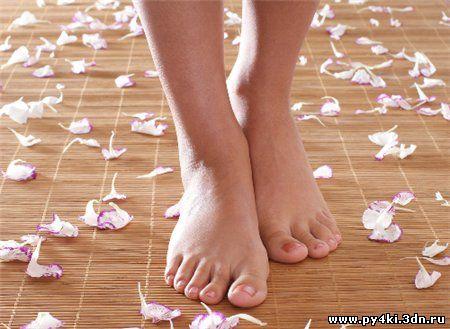 Советы для здоровых и красивых ног