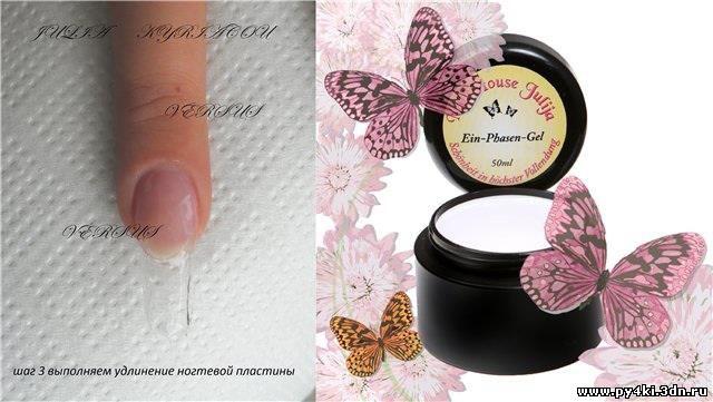 Дизайн ногтей цветы на ногтях уроки