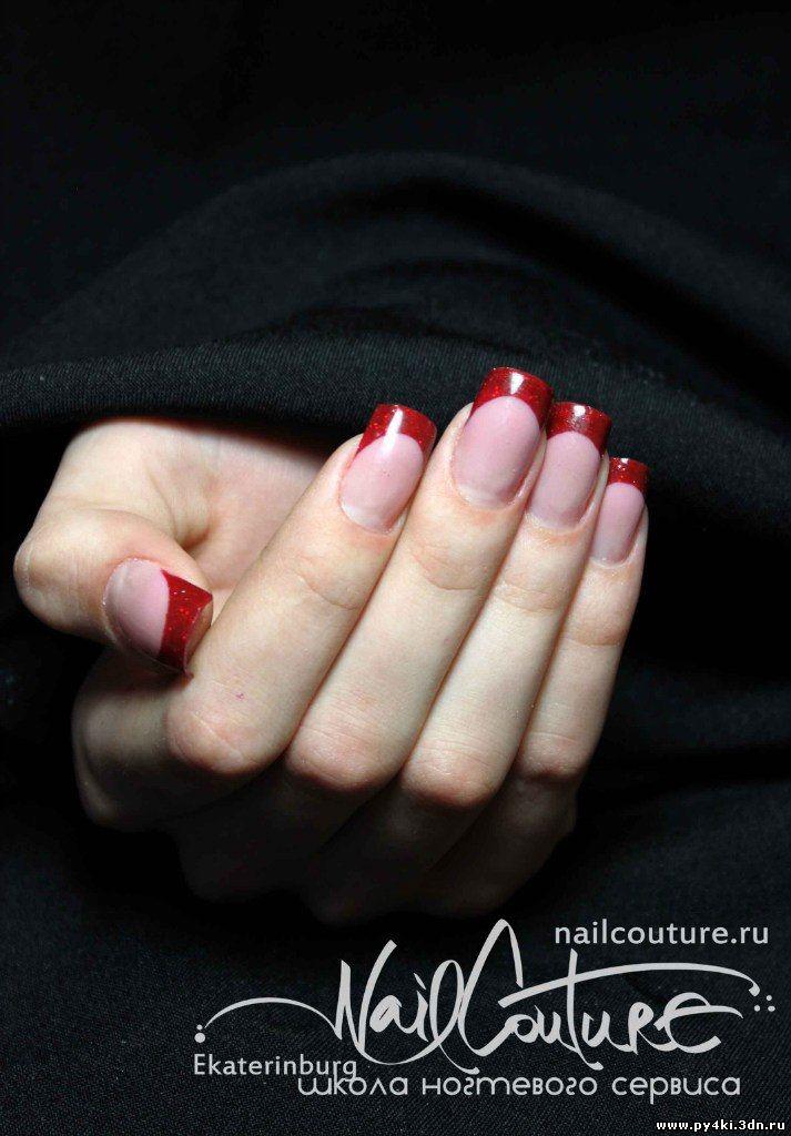 Мастер класс коррекции ногтей