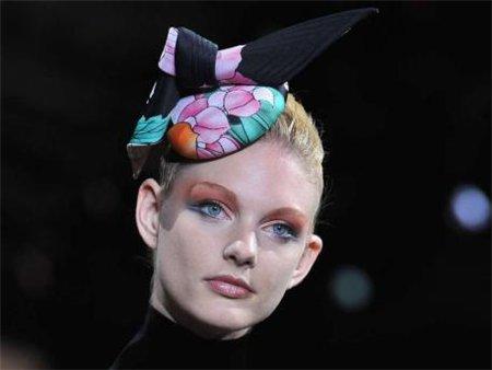 Модные тенденции в макияже на осень - зиму 2011-2012