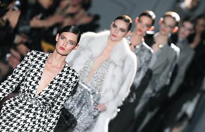 Модные прически на осень - зиму 2011 -2012