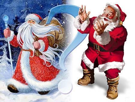 Где поселился русский Дед Мороз?
