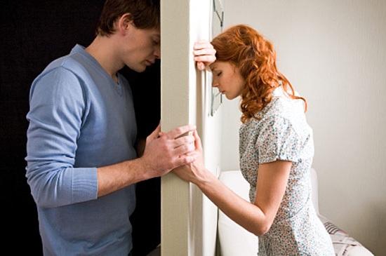 Как перестать ругаться с мужем?