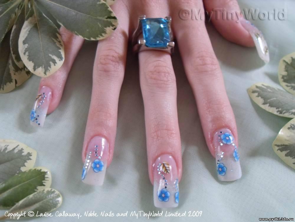 Фото дизайна ногтей бесплатно